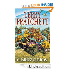 Guards! Guards!: (Discworld Novel 8) (Discworld Novels)