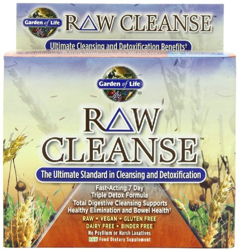 Garden of life raw cleanse nutritional supplement health care stuffs for Garden of life raw cleanse reviews
