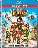 The Pirates! Band of Misfits / Les pirates! Bande de nuls (Bilingual) [Blu-ray + DVD]