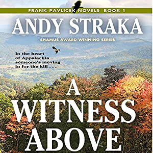 A Witness Above Audiobook