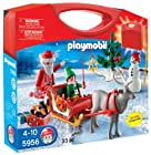 PLAYMOBIL Holiday Carrying Case Playset