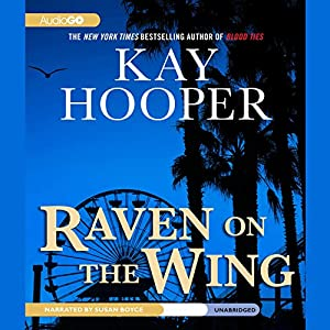 Raven on the Wing Audiobook