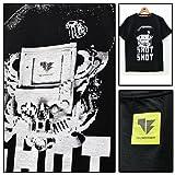 THUNDERBOX サンダーボックス SHOTSHOT 半袖 Tシャツ M BLACK