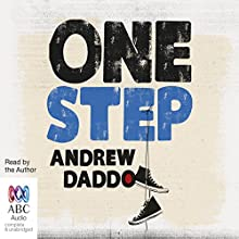 One Step Audiobook by Andrew Daddo Narrated by Andrew Daddo