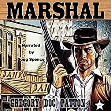 Marshal Audiobook by Gregory