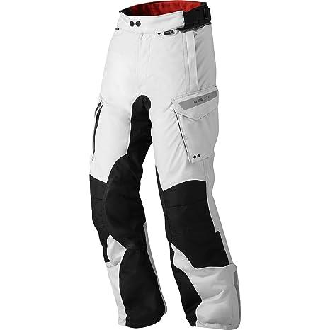 Rev it - Pantalon - SAND 2 - Couleur : Argent/Noir - Taille : 2XL