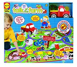 ALEX® Toys - Early Learning Talk Of The Farm -Little Hands 48M