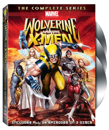 Cover art for  Wolverine and the X-Men: The Complete Series