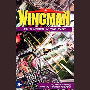 Wingman #4 Audiobook