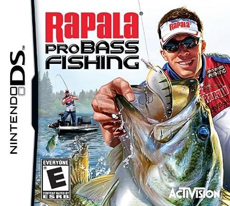 Rapala Pro Bass Fishing 10
