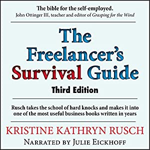 The Freelancer's Survival Guide Hörbuch