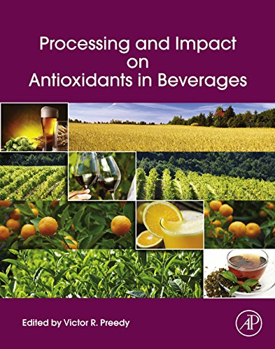 Processing and Impact on Active Components in Food cover image