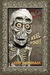 24x36 jeff dunham achmed the dead terrorist for Achmed the dead terrorist halloween decoration