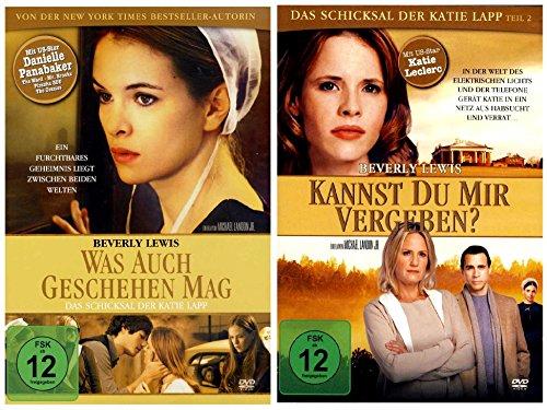 Das Schicksal der Katie Lapp Teil 1+2 ( Beverly Lewis ) [2 DVDs]