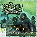 Halt's Peril: Ranger's Apprentice, Book 9 Audiobook by John Flanagan Narrated by William Zappa