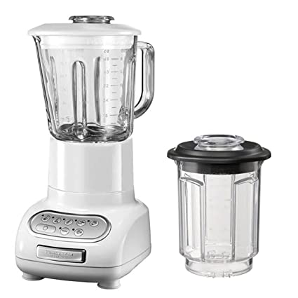 KitchenAid Blender Artisan blanc