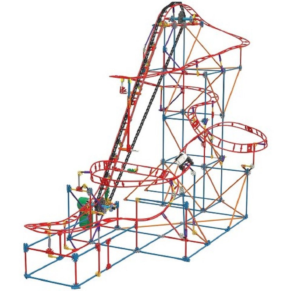 knex roller coaster instructions 63030