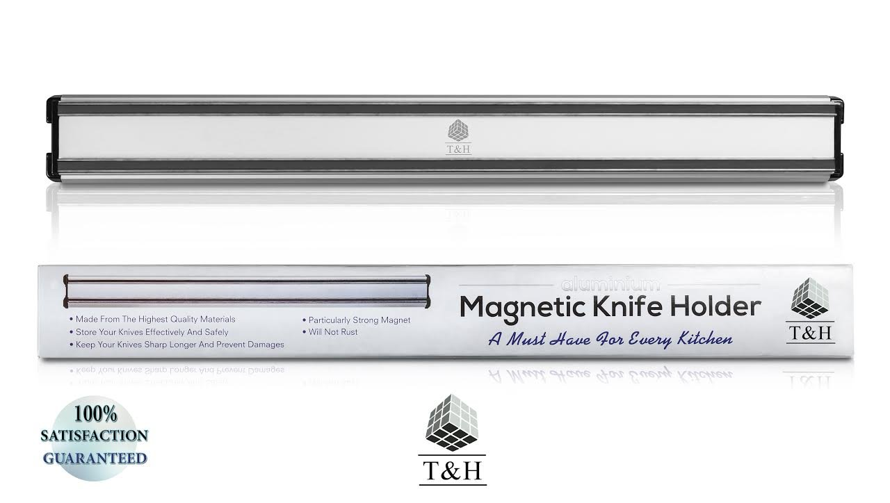 top 6 best magnetic knife holders best magnetic knife strips