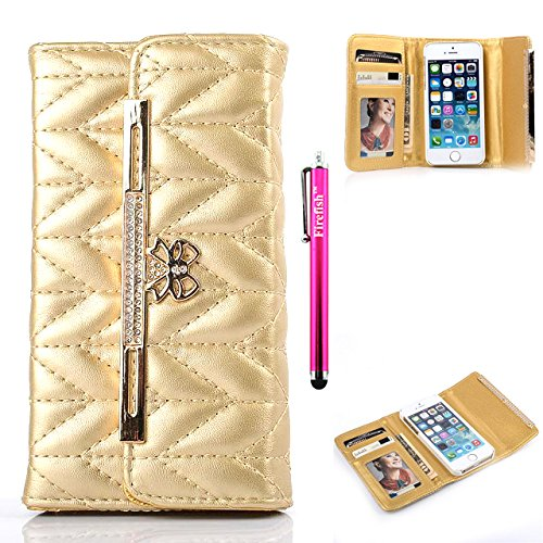 iphone-5s-case-firefish-card-slots-luxury-pu-leather-wallet-case-bumper-kickstand-magnetic-closure-f