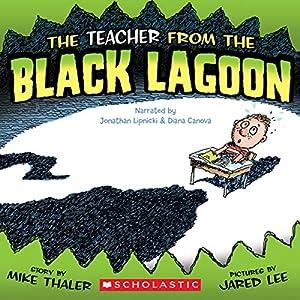 The Teacher from the Black Lagoon Audiobook