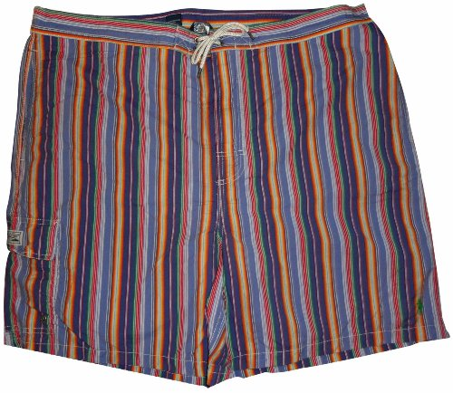 Men's Polo by Ralph Lauren Swimming Trunks Bathing Suit Big & Tall Available in Several Sizes (1XB)