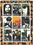 Klassische Beatles-Fotos - 9 Briefmar...
