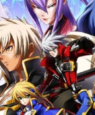 BLAZBLUE CHRONOPHANTASMA Limited Box