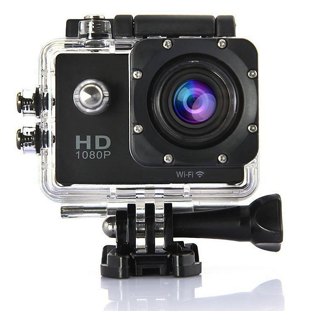 Indigi Waterproof Action Camera