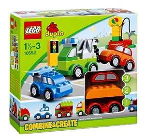 LEGO 10552 - Duplo Steine und Co Fahrzeug-Kreativset