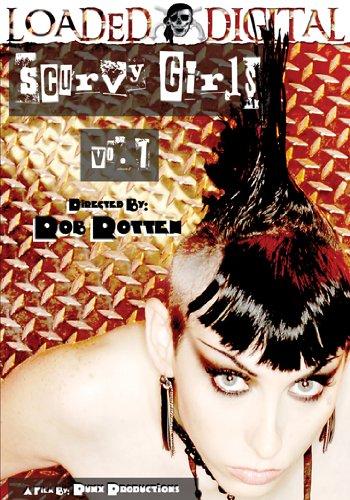 Scurvy Girls (Soft Version) DVD Rob Rotten Loaded Digital Metro