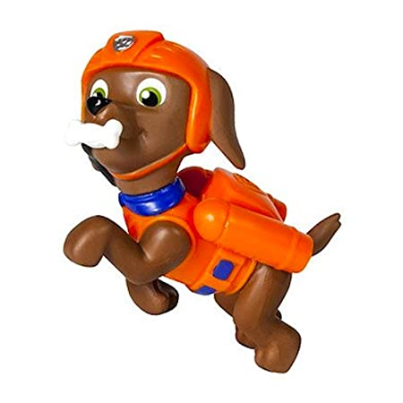 Paw Patrol – Pup Buddies – Zuma – Figurine 6 cm