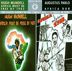 Africa Must Be Free By 1983/Africa Dub [Audio CD] Mundell, Hugh