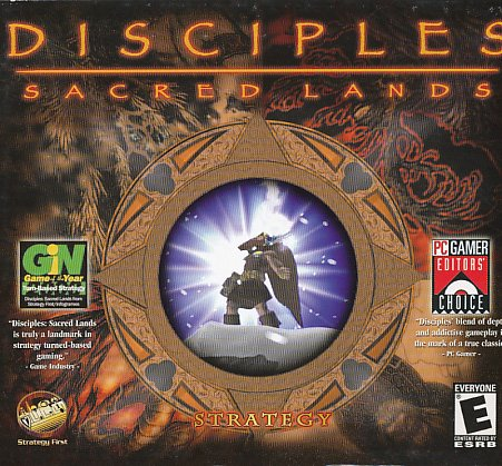 Disciples: Sacred Lands (Jewel Case) - PC