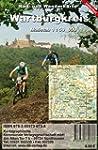 Wartburgkreis: Rad- und Wanderkarte