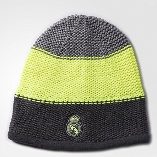 Adidas 2015/16 Real Madrid CF BEANIE [GREY] (Y) (Adidas Real Madrid Cf compare prices)