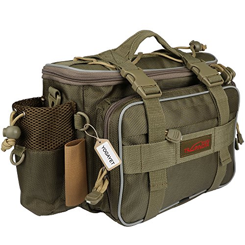 YOGAYET-Portable-Outdoor-Fishing-Tackle-Bag-Multifunctional-Lure-Waist-Fanny-Pack-Water-Resistant-Soft-Sided-Shoulder-Carry-Strap-Storage
