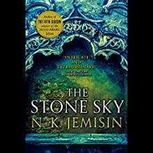 The Stone Sky Audiobook by N. K. Jemisin Narrated by To Be Announced