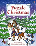 Puzzle Christmas (Usborne Young Puzzles)