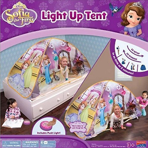 Sophia the First Light Up Tent by Disney