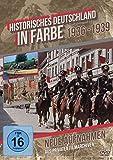 DVD Cover 'Historisches Deutschland in Farbe 1936 - 1939