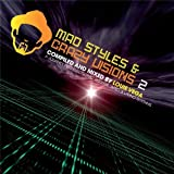 MAD STYLES AND CRAZY VISIONS VOL. 2 MIXED BY LOUIE VEGA PART A [VINYL]