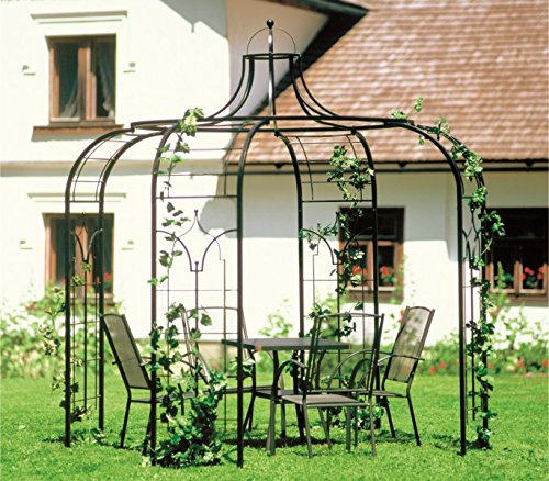 pavillon pergola. Black Bedroom Furniture Sets. Home Design Ideas