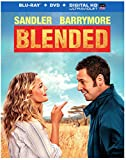 Blended (Blu-ray + DVD + Digital HD UltraViolet Combo Pack)