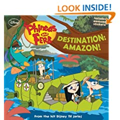 Destination: Amazon! (Phineas & Ferb)