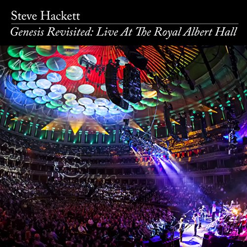 Steve Hackett, Genesis Revisited: Live at the Royal Albert Hall