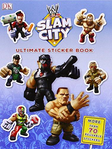 WWE Sticker Collection (DK Ultimate…