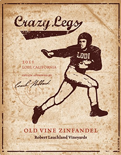 2011 Robert Lauchland Vineyards Crazy Legs Old Vine Zinfandel 750 Ml