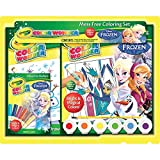 Crayola Frozen Color Wonder Activity Gift Set