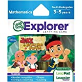Leap Frog Explorer Learning Game: Jake And The Nev