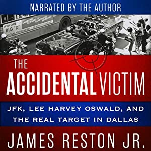 The Accidental Victim Audiobook